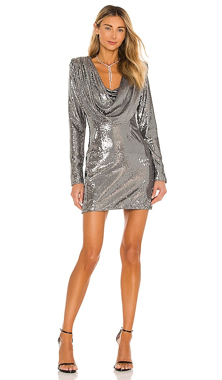 Tahne Sequin Dress Ronny Kobo $588