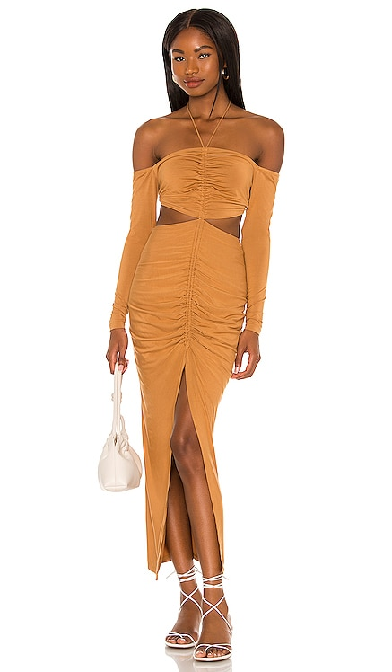 Zadia Dress Ronny Kobo $398 NEW