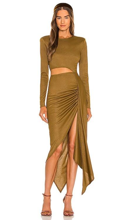 Tania Dress Ronny Kobo $398