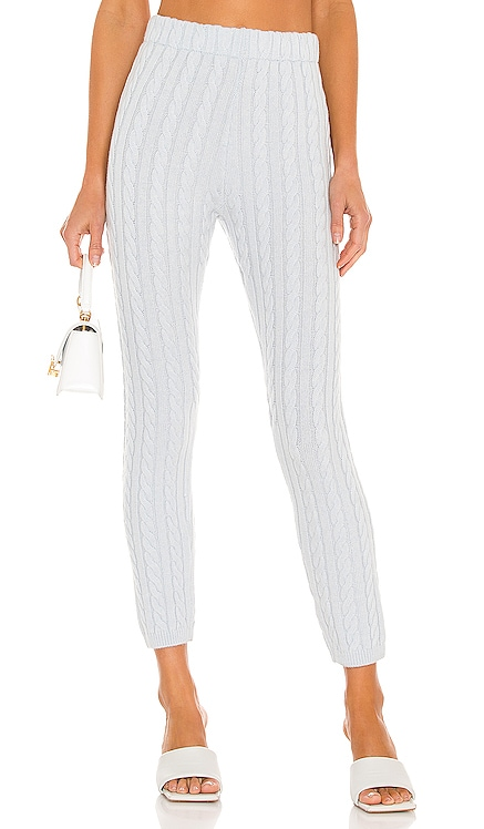 Lynsie Cashmere Knit Pant Ronny Kobo $348