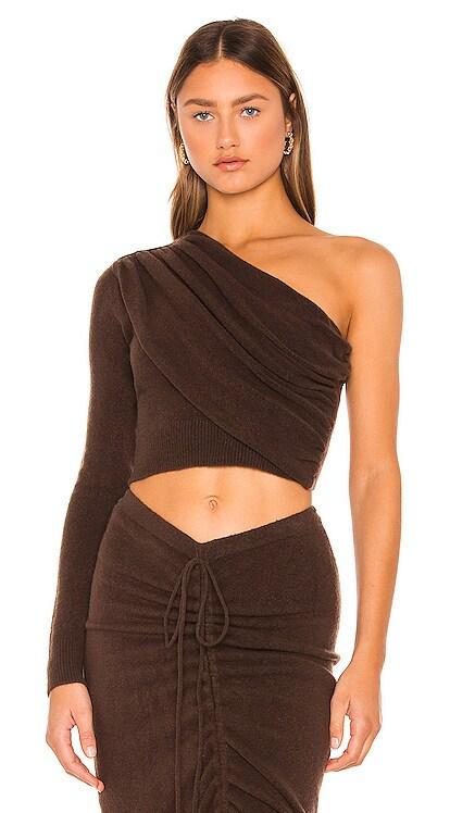 Piper Knit Top Ronny Kobo $228