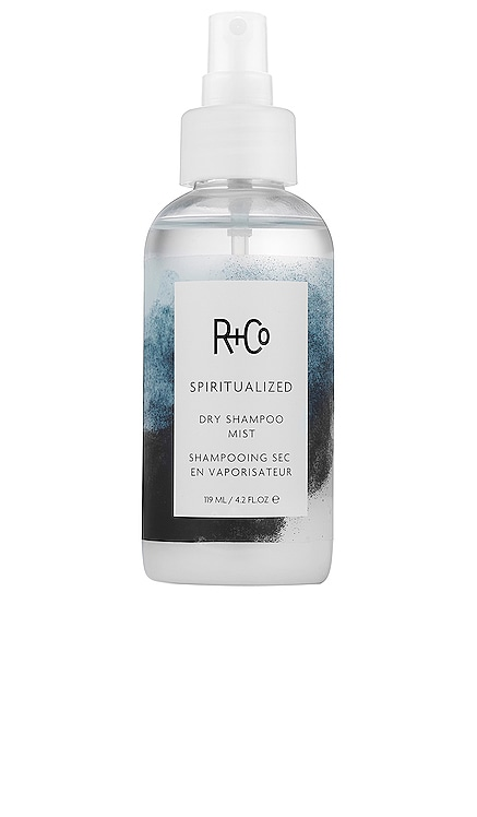 SPIRITUALIZED Dry Shampoo Mist R+Co $28 BEST SELLER
