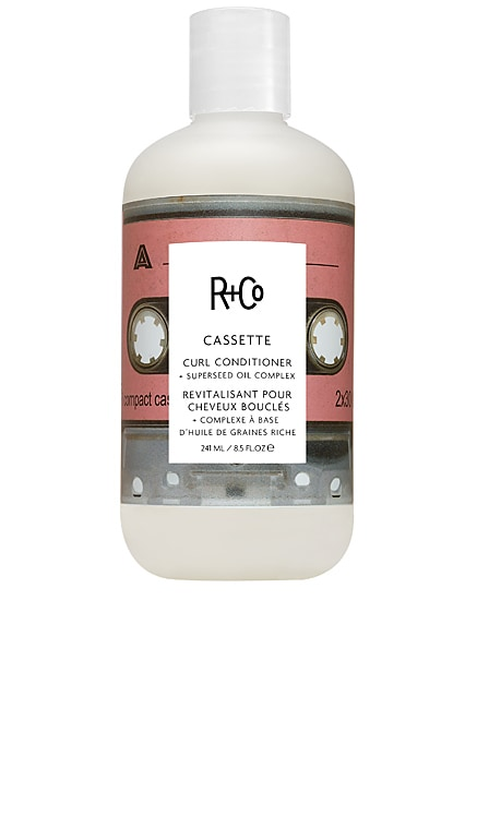 CASSETTE Curl Conditioner R+Co $29 BEST SELLER