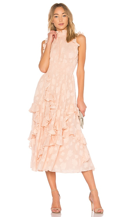 Ruffle Gown Rebecca Taylor $209