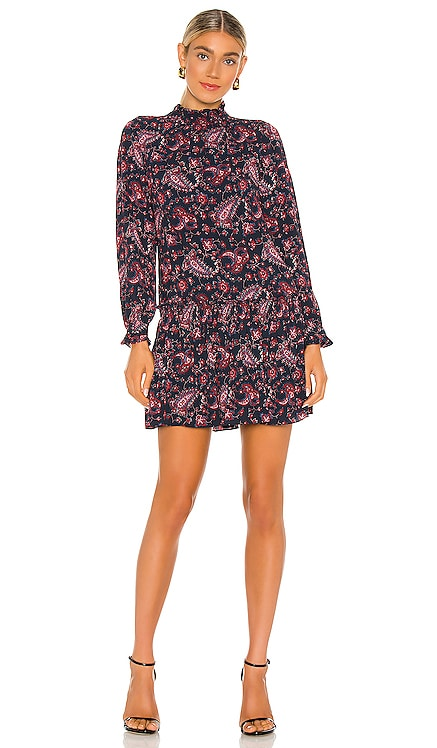 Long Sleeve Madeline Dress Rebecca Taylor $295 NEW