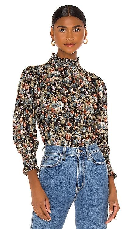 Long Sleeve Petit Zinnia Blouse Rebecca Taylor $163
