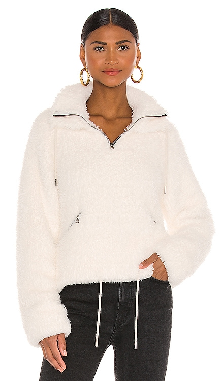Evan Faux Fur Pullover RtA $415 BEST SELLER