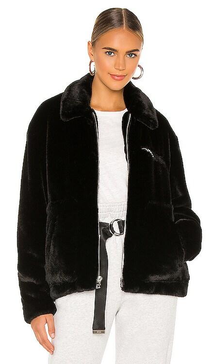 Reese Faux Fur Jacket RtA $395 NEW