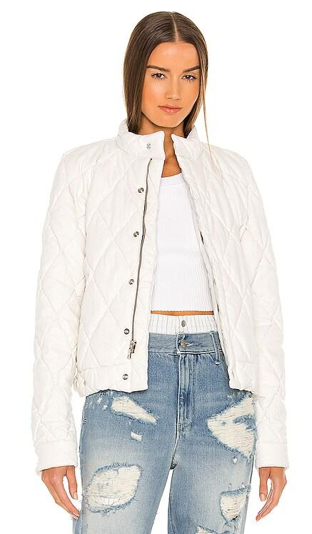 Louisa Faux Leather Jacket RtA $695