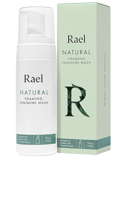 Natural Foaming Feminine Wash Rael $10 (FINAL SALE)