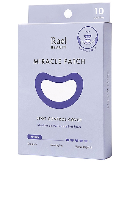 Miracle Patch Spot Control Cover Rael $12 暢銷品