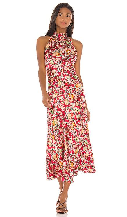 Michelle Midi Dress SALONI $390