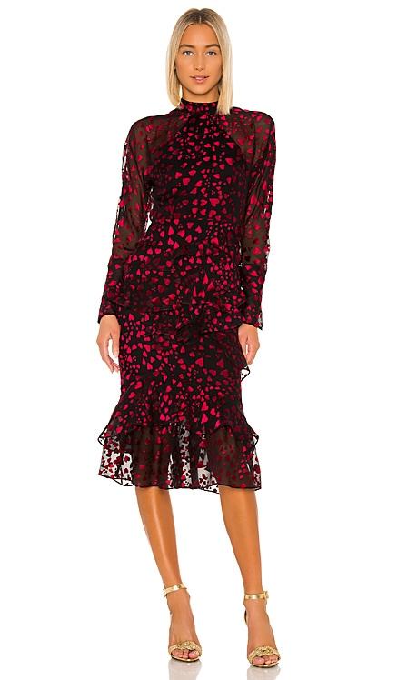 Alek Dress SALONI $695