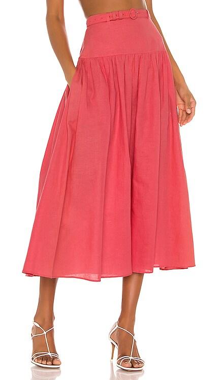 Zawe Skirt SALONI $365 NEW