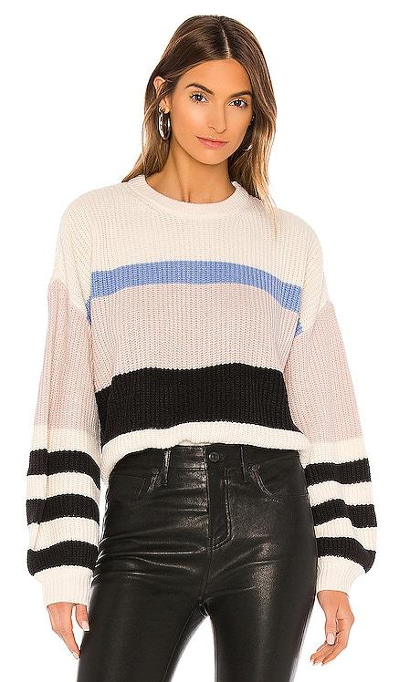 Playful Striped Sweater Sanctuary $99