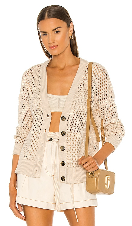 Open To It Cardigan Sanctuary $89 NEW