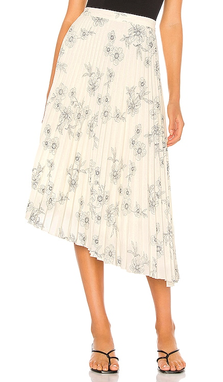 The Summer Pleated Skirt Sanctuary $89 NEW