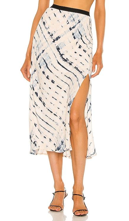 Good Times Midi Skirt Sanctuary $99