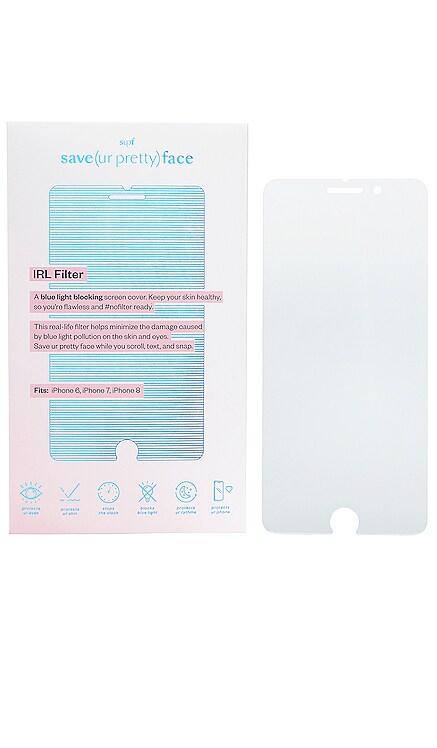 Blue Light Blocking IRL Filter 6/7/8 Save(urpretty)face $34 NOUVEAU