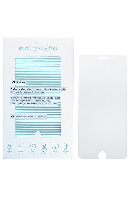 Blue Light Blocking IRL Filter 6/7/8 Plus Save(urpretty)face $34 NOUVEAU