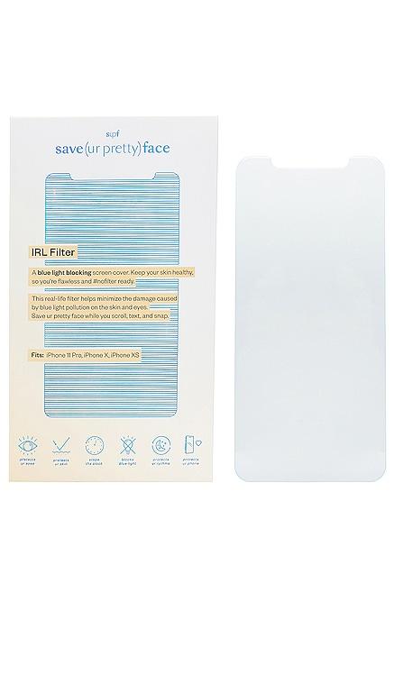 Blue Light Blocking IRL Filter 11 Pro/X/XS Save(urpretty)face $34 NOUVEAU