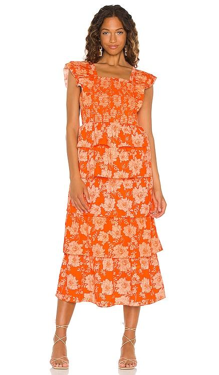Linley Maxi Dress SAYLOR $363 NEW