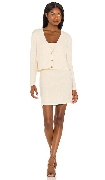 Tirzah Sweater Dress SAYLOR $242
