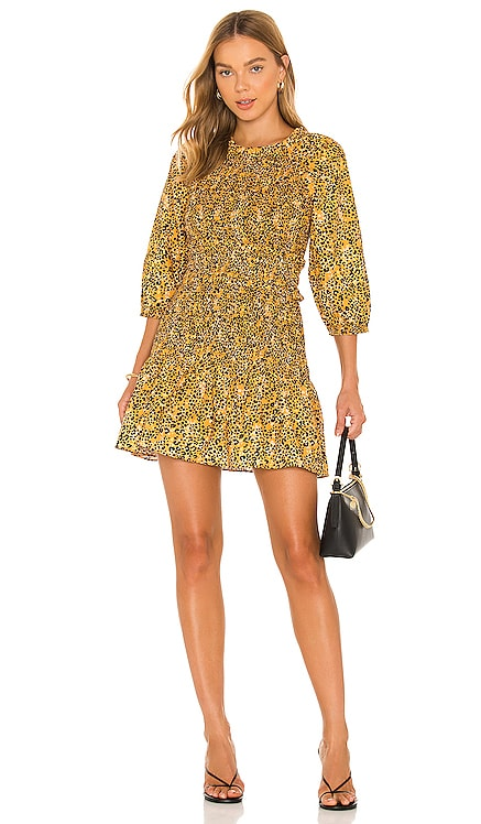 Mia Mini Dress SAYLOR $231 NEW