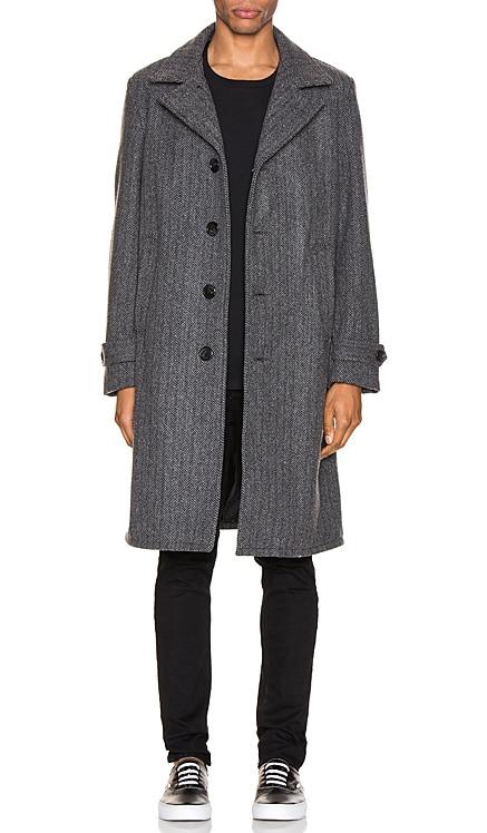 Belder Wool Coat Schott $475