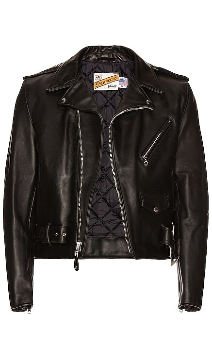 One Star Perfecto Moto Jacket Schott $775 BEST SELLER