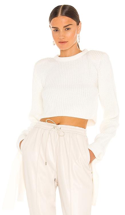 Tie Detail Sweater SELMACILEK $290 NEW