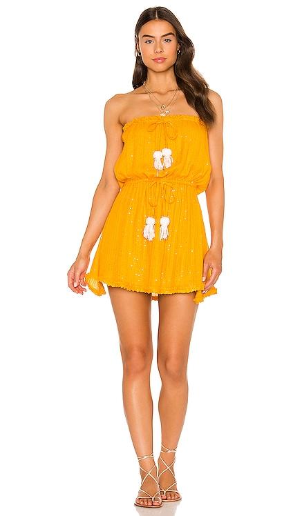 Anoushka Short Dress Sundress $140 NEW