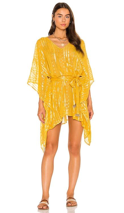 Ilana Short Dress Cover Up Sundress $211 NEW