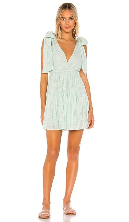 Fanya Mini Dress Sundress $141