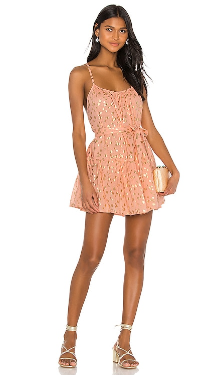 Lotus Mini Dress Sundress $119