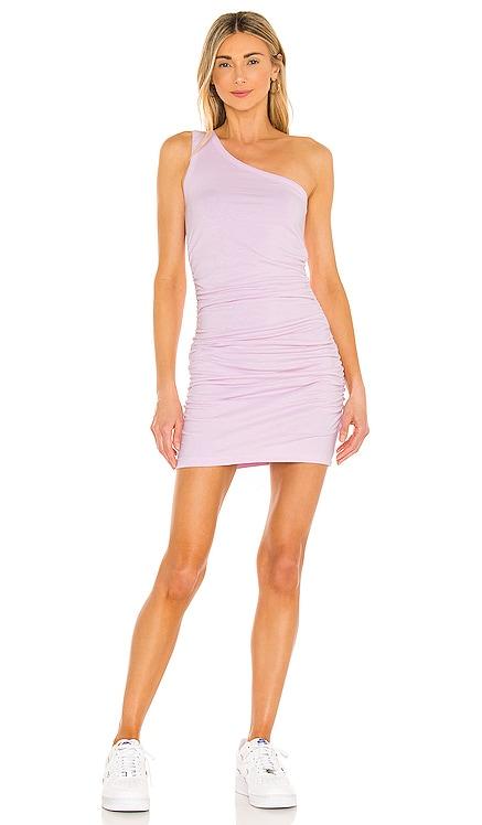One Shoulder Dress SUNDRY $158 NEW