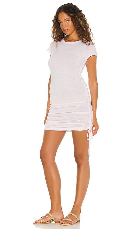 Cinched Mini Dress SUNDRY $158 NEW