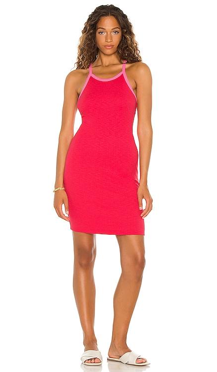 Colorblock Mini Dress SUNDRY $148 NEW