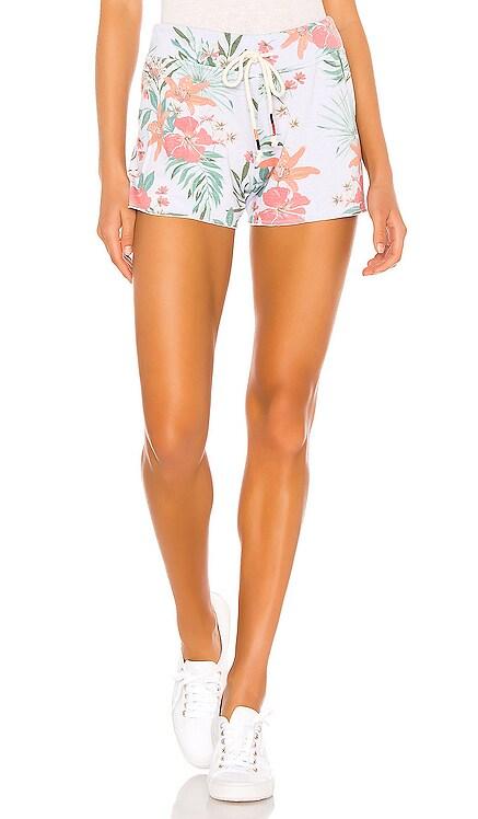 Tropical Cut Off Shorts SUNDRY $70