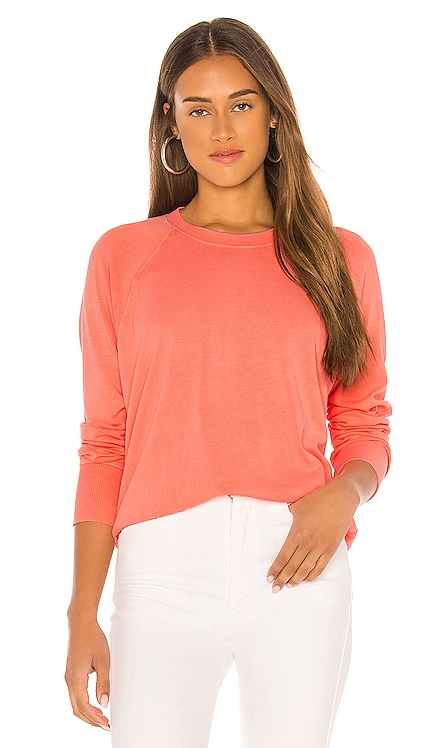 Fitted Raglan Sweatshirt SUNDRY $98