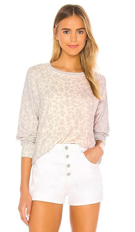 Leopard Cozy Sweatshirt SUNDRY $86