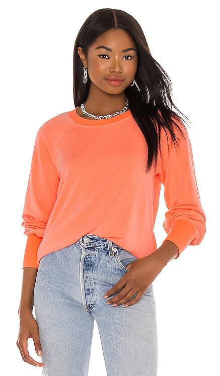 Puff Sleeve Raglan Sweatshirt SUNDRY $104