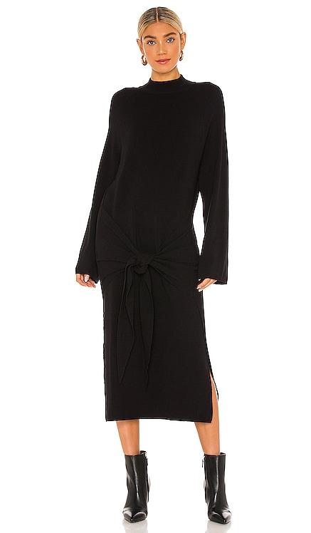 Tied Up Knit Dress SNDYS $69 NEW