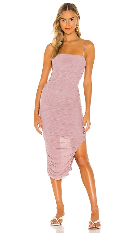 Simone Midi Dress SNDYS $65 NEW