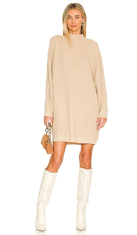 Timing Knit Dress SNDYS $74 NEW