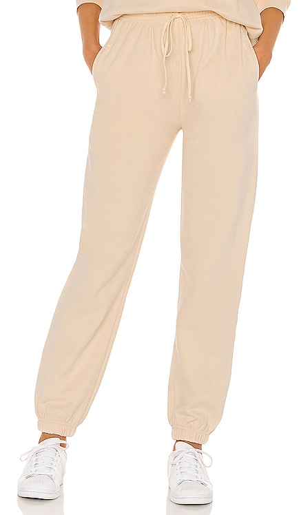 LOUNGE Luxe Sweatpants SNDYS $59 NEW