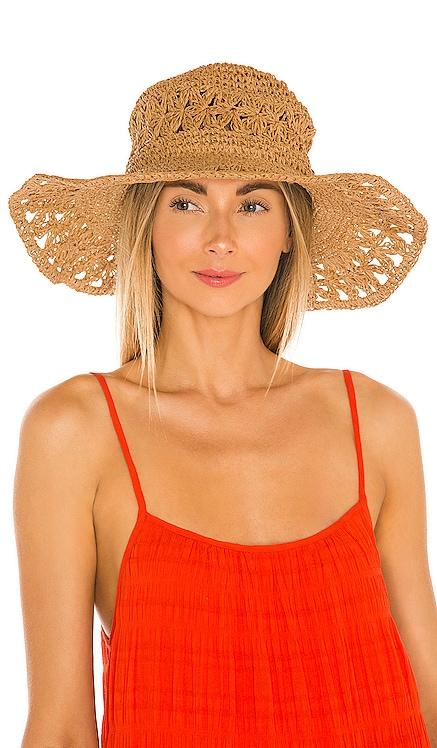 Daisy Chain Hat Seafolly $48 NEW