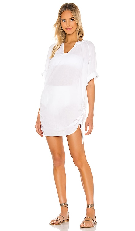 Textured Cotton Cover Up Seafolly $98