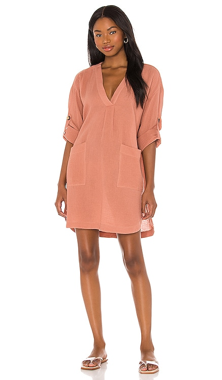ROBE COURTE ESSENTIAL Seafolly $98