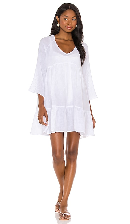Double Cloth Cover Up Dress Seafolly $98